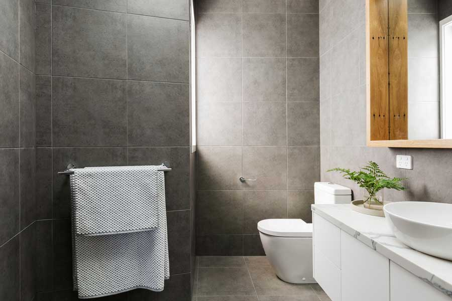 bathroom installations for shower and tub